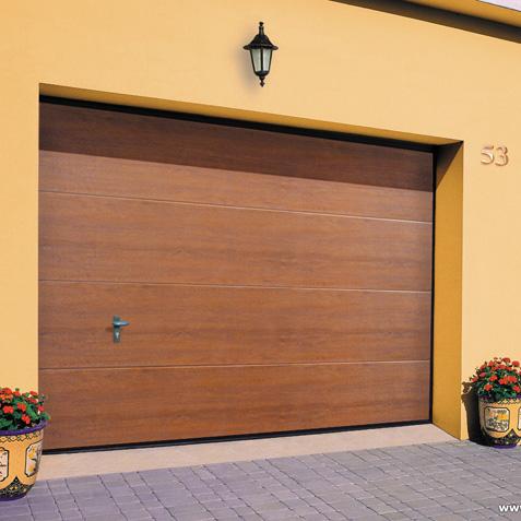 Garážová vrata šumperk